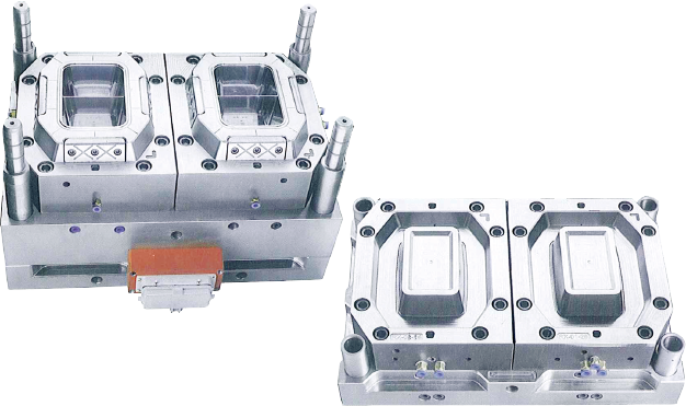 薄壁模具(Thin-wall injection mould -2@2x